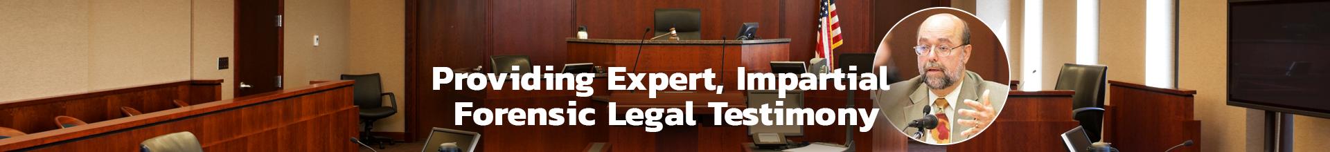 Impartial legal testimony